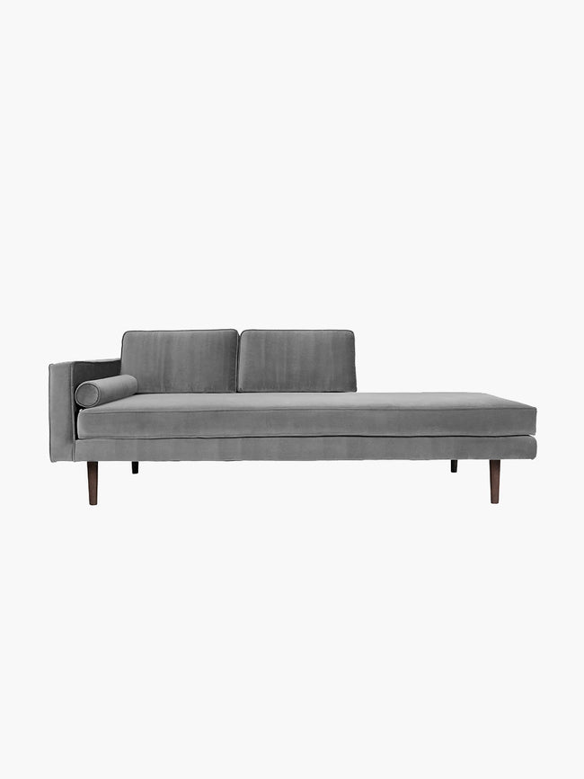 WIND CHAISE LONGUE SOFA - DRIZZLE