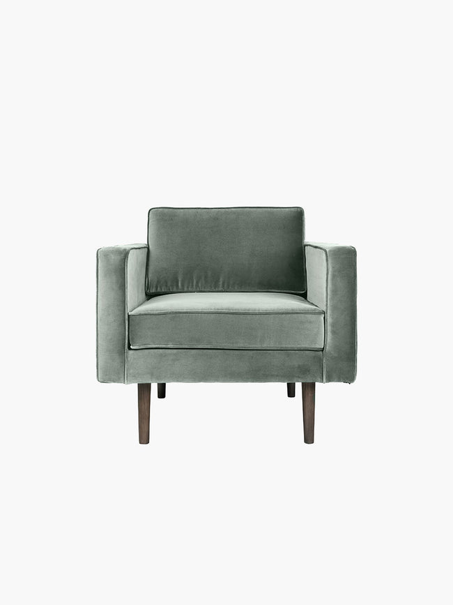 WIND ARMCHAIR - CHINOIS GREEN