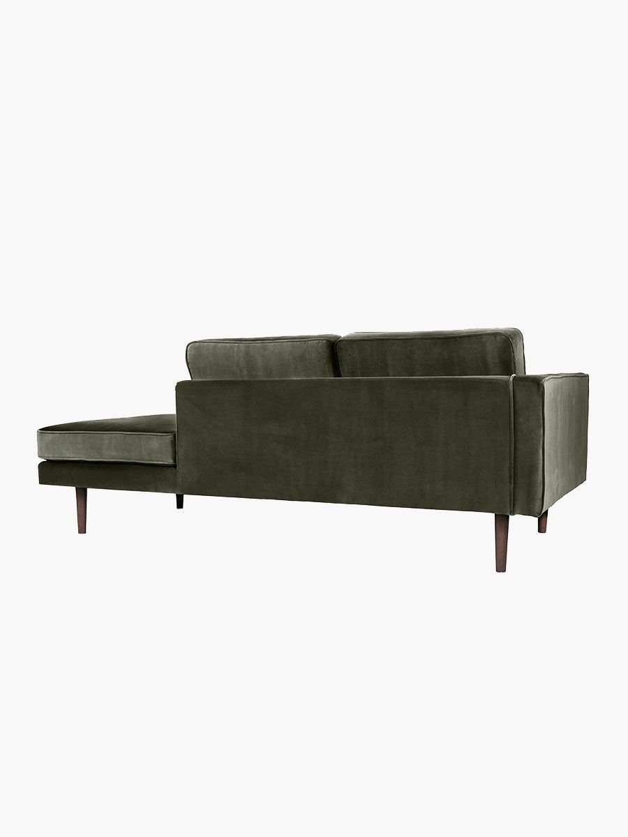 WIND CHAISE LONGUE SOFA - GRAPE LEAF