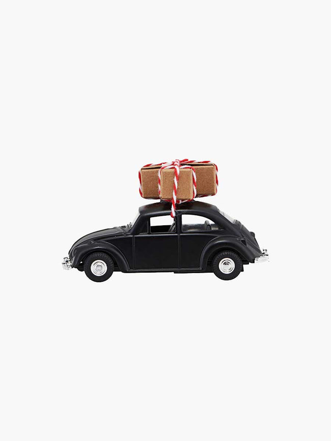 MINI XMAS CAR - BLACK