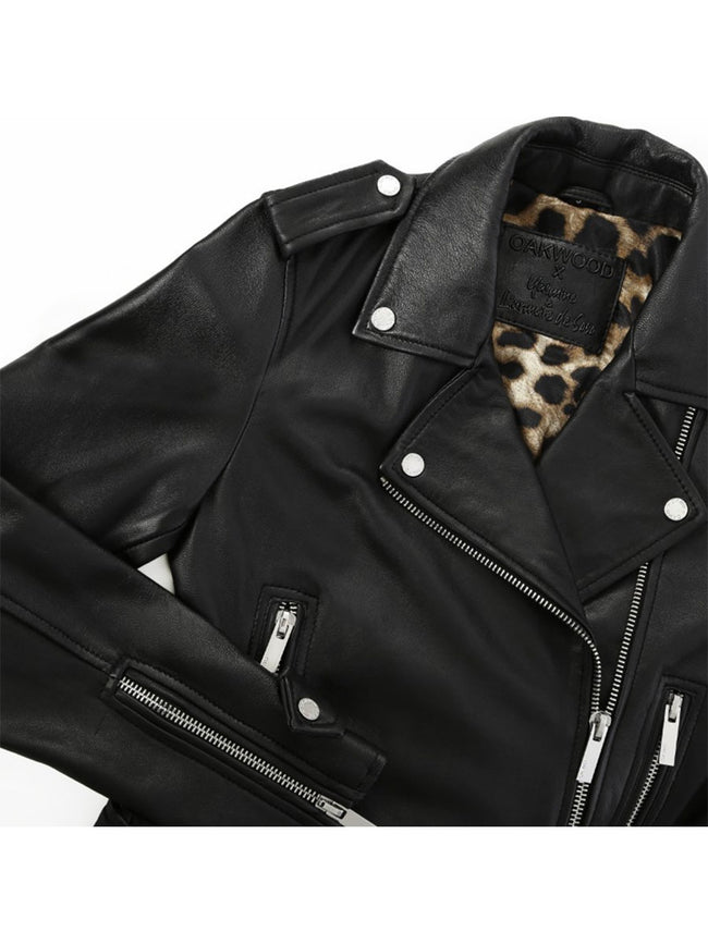 SHOWOFF JACKET BLACK