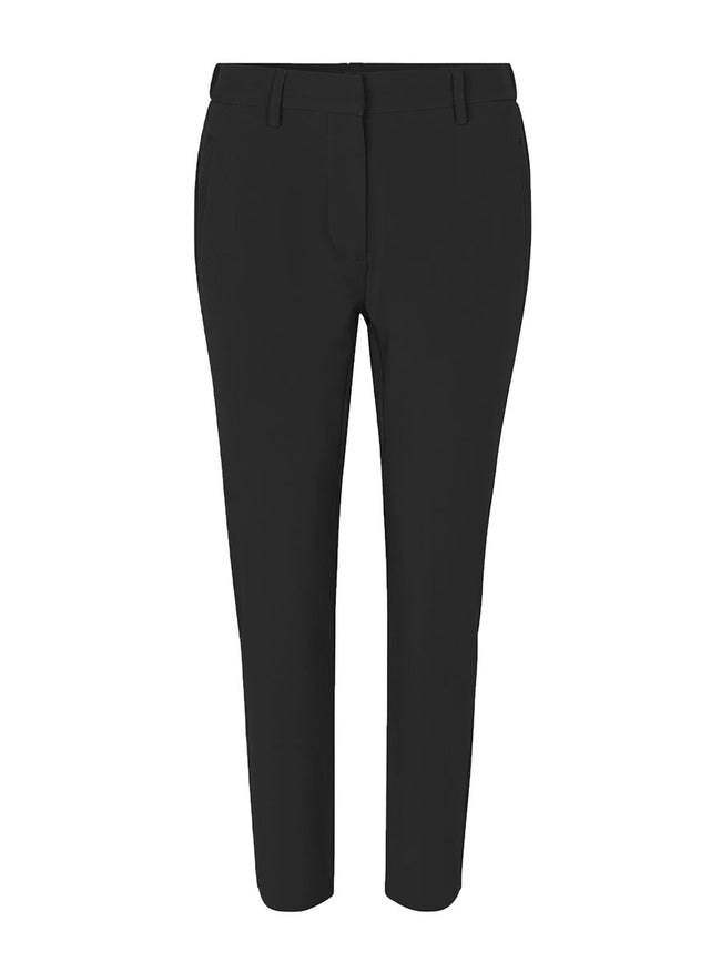 HELENA 2 SLIM TROUSERS - BLACK
