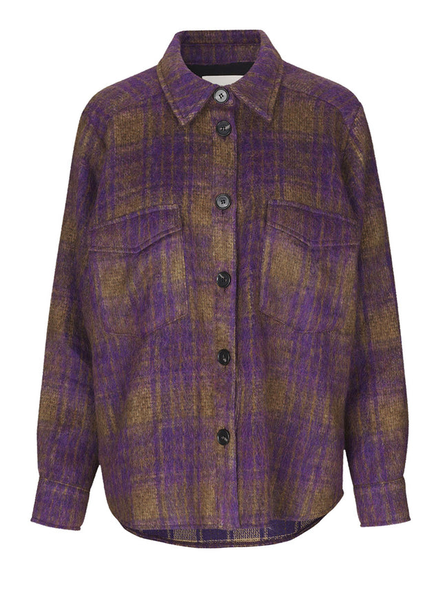 GOLJA SHIRT-JACKET