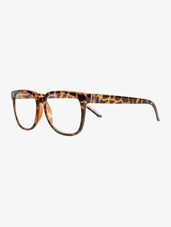 HOLLY READING GLASSES - TURTLE BROWN