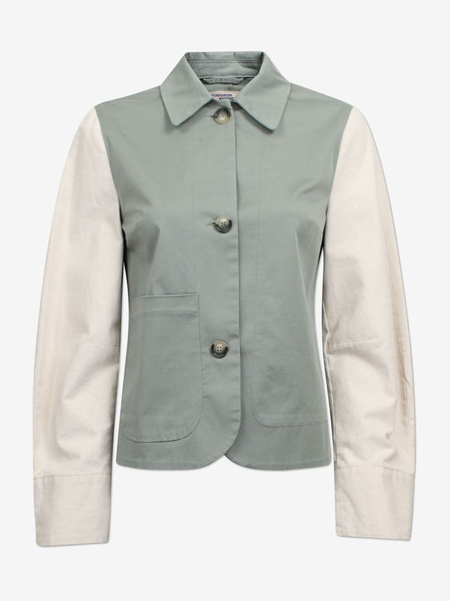 BEX BLAZER - LIGHT KHAKI
