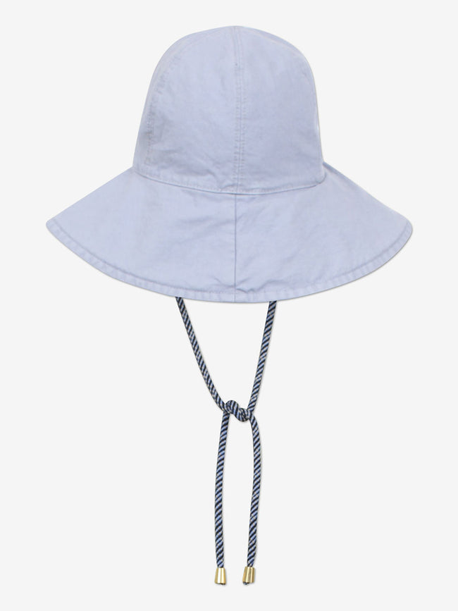 LANE HAT - EVERTIDE BLUE