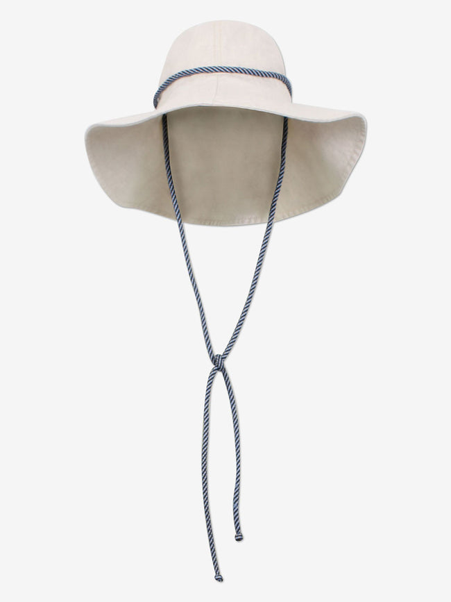 LANE HAT - CREAMY BEIGE