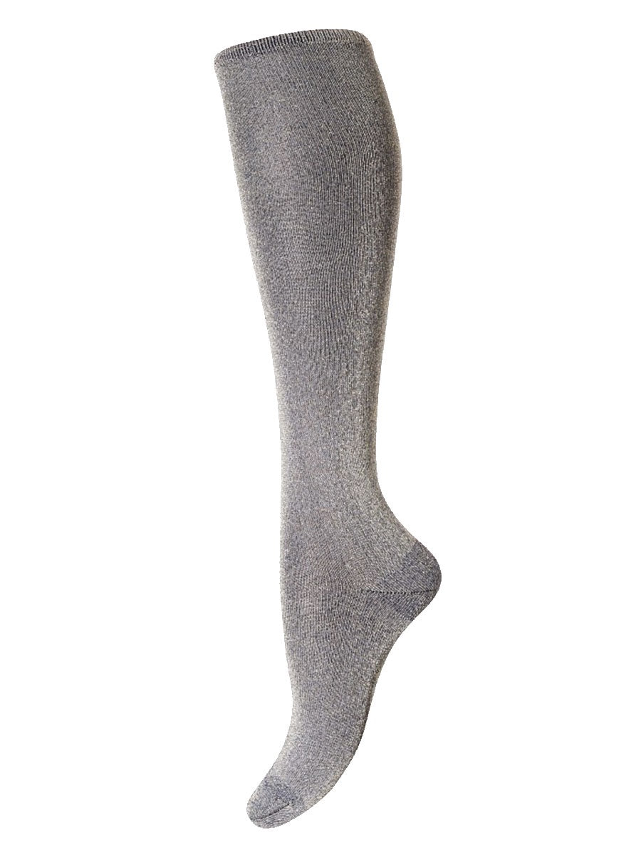 NELLY KNEE SOCKS - GOLD