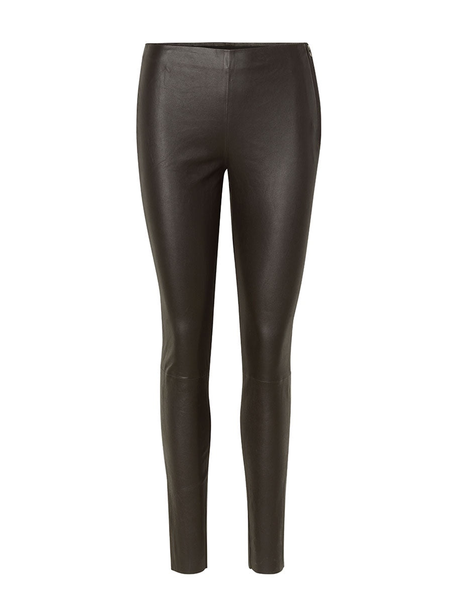 GLORIA 1 LEATHER LEGGINGS