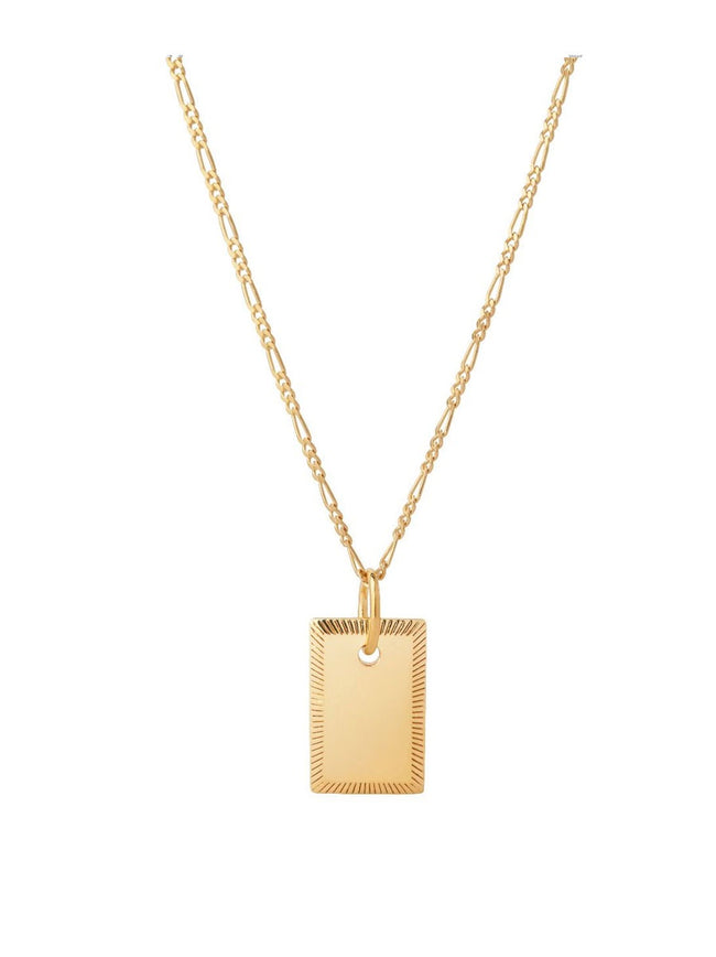 ELIZA 65 ADJUSTABLE NECKLACE - GOLD