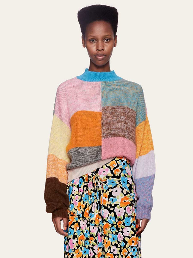 ADONIS JUMPER - MULTICOLOUR