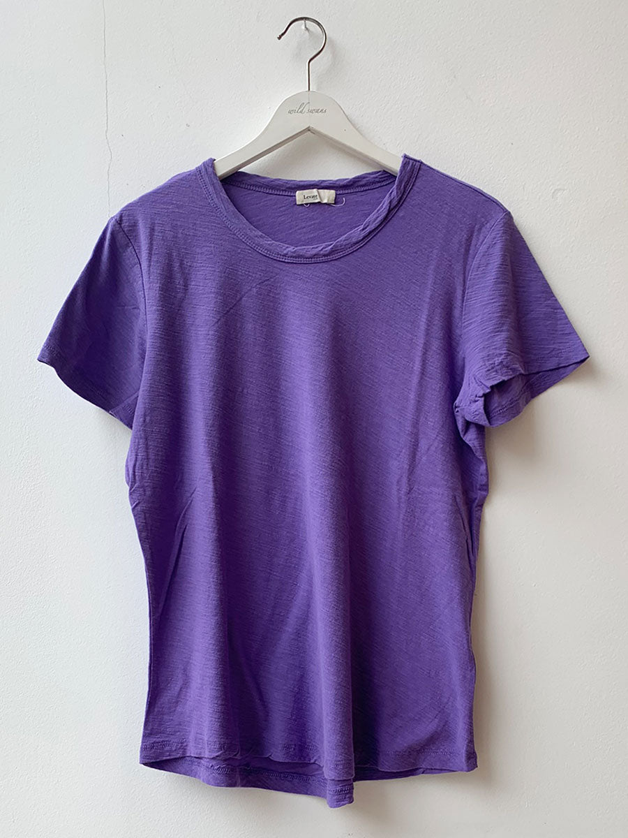 ANY1 CREW NECK TSHIRT - PURPLE