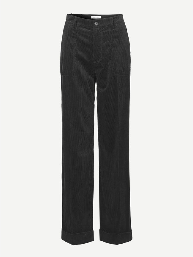 KELLY TROUSERS BLACK