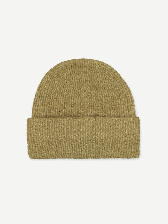 NOR HAT - GREEN KHAKI MELANGE