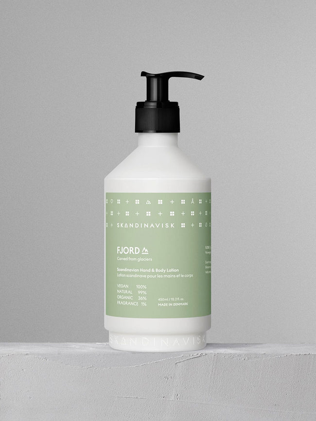 HAND & BODY LOTION - FJORD