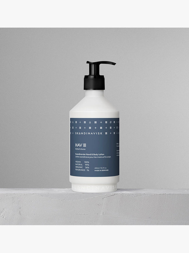 HAND & BODY LOTION - HAV