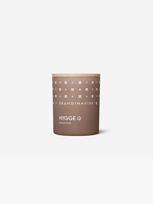 MINI SCENTED CANDLE - HYGGE