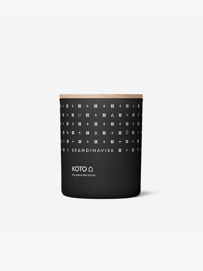 SCENTED CANDLE - KOTO