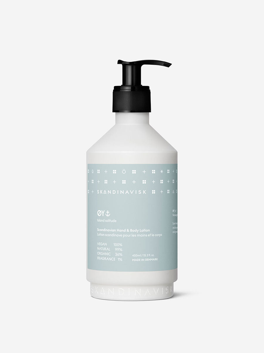 HAND & BODY LOTION - OY