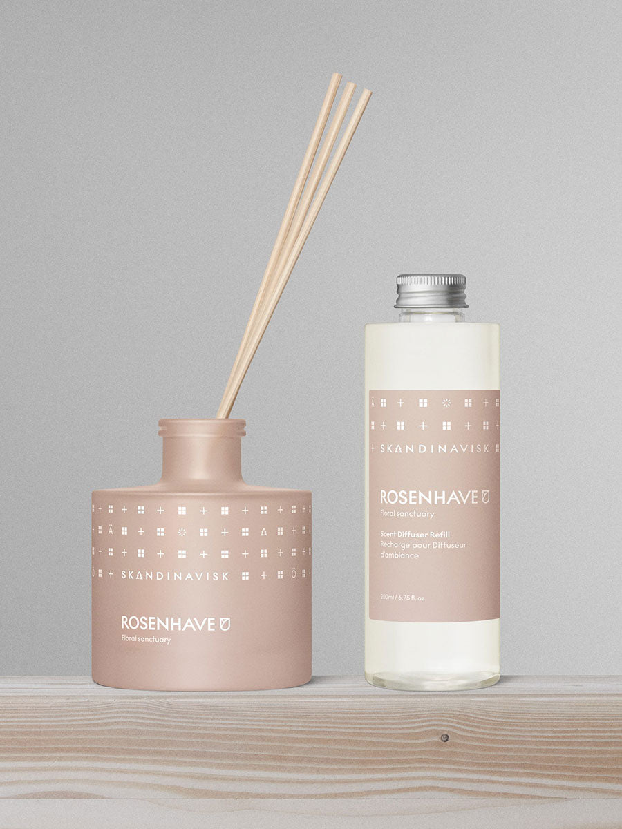 LUXE SCENT DIFFUSER - ROSENHAVE