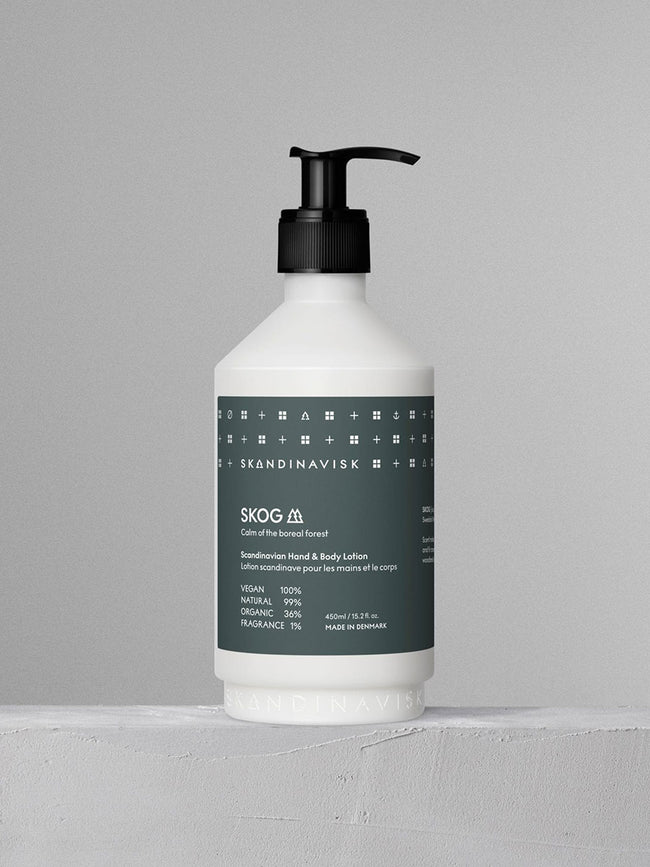 HAND & BODY LOTION - SKOG