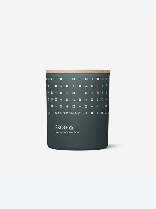 SCENTED CANDLE - SKOG