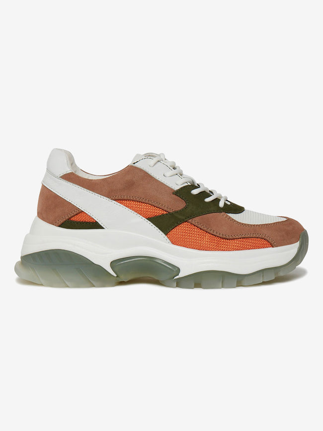 BIANCA TRAINERS - LEAF