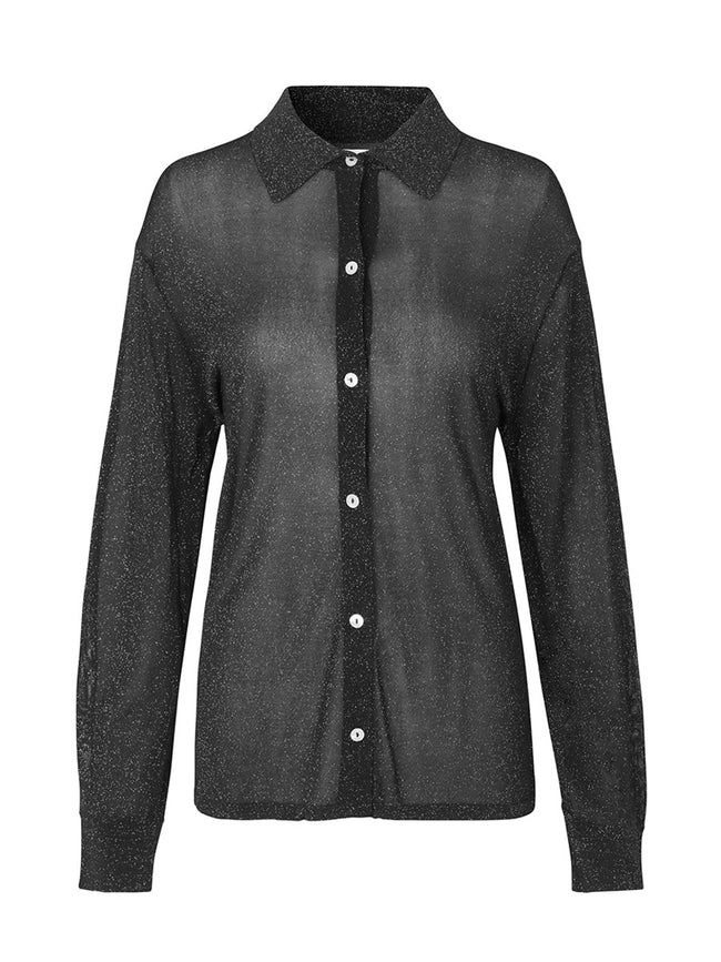 CAREY SHIRT - BLACK