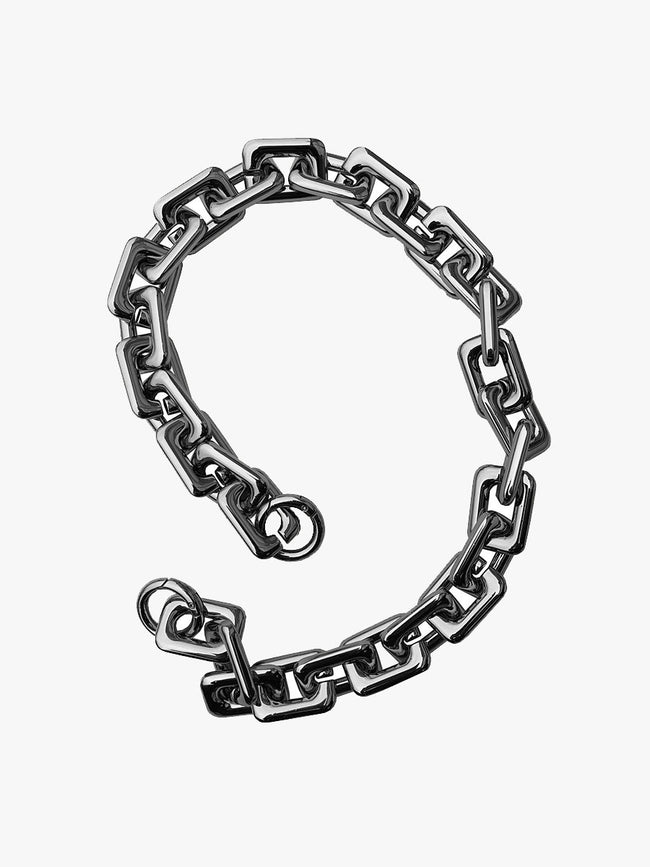 CHUNKY CHAIN - SILVER