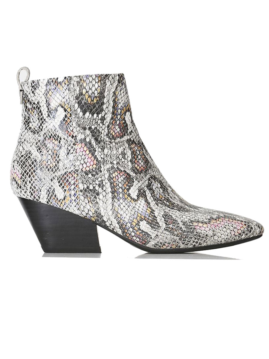 CLEO SNAKE BOOTS