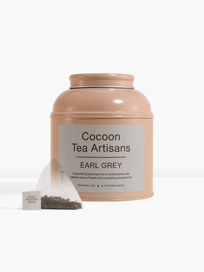 TEA CAN - EARL GREY