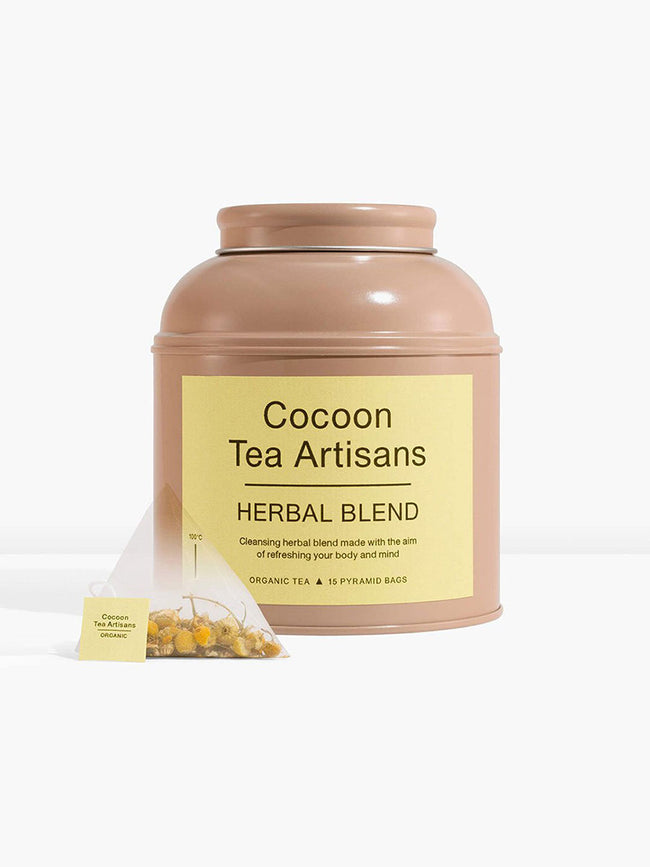 TEA CAN - HERBAL BLEND