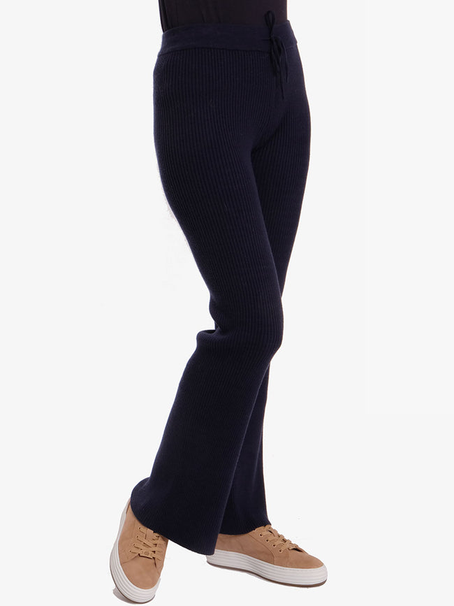 GUDRUN KNIT TROUSERS