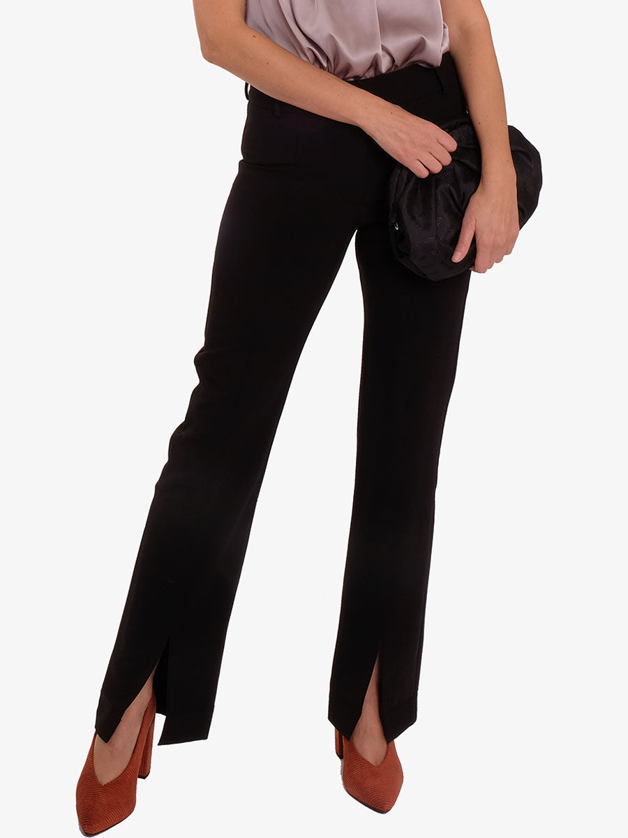 MARION TROUSERS - BLACK