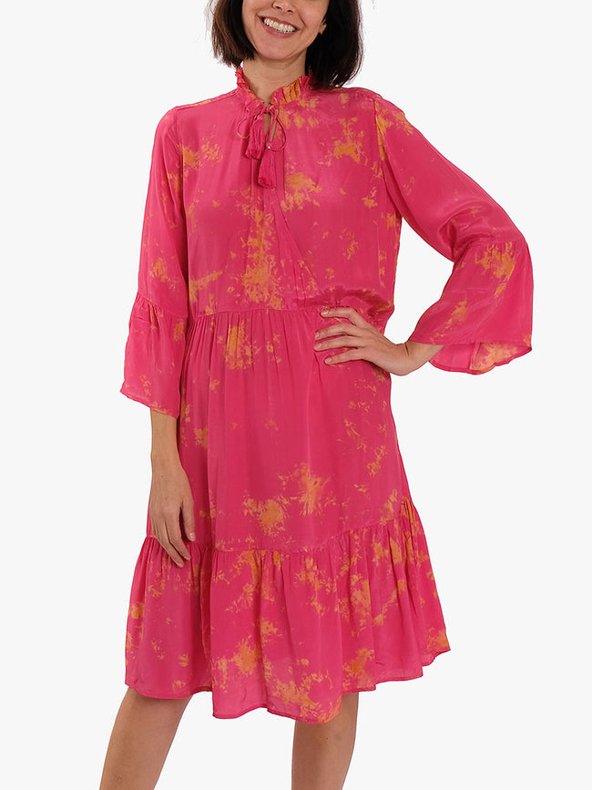 LEEANN DRESS - PINK