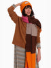 KNIT SCARF - MULTICOLOUR