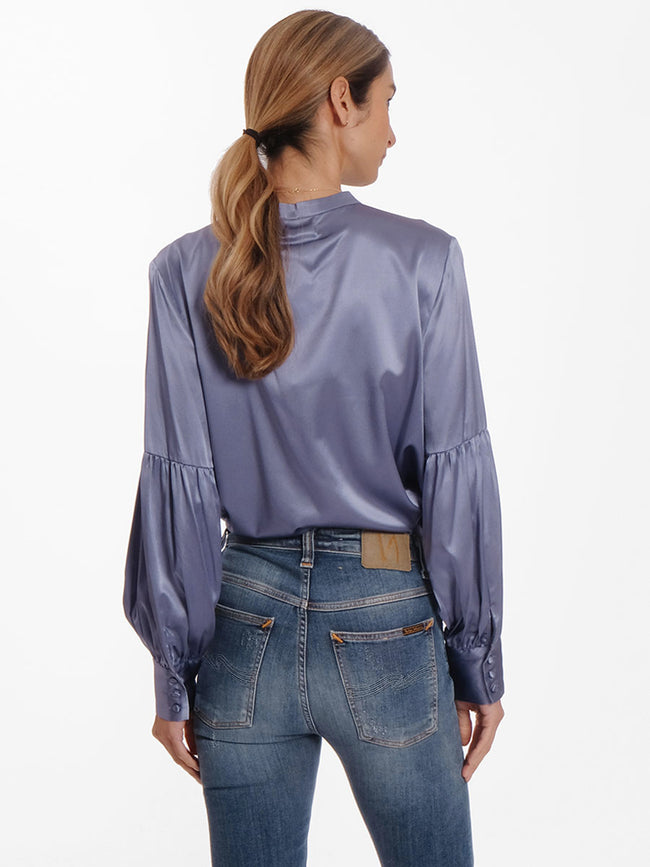 DAKOTA SILK SHIRT