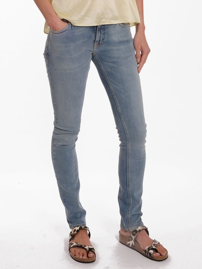 SKINNY LIN JEANS - LIGHT BLUE POWER