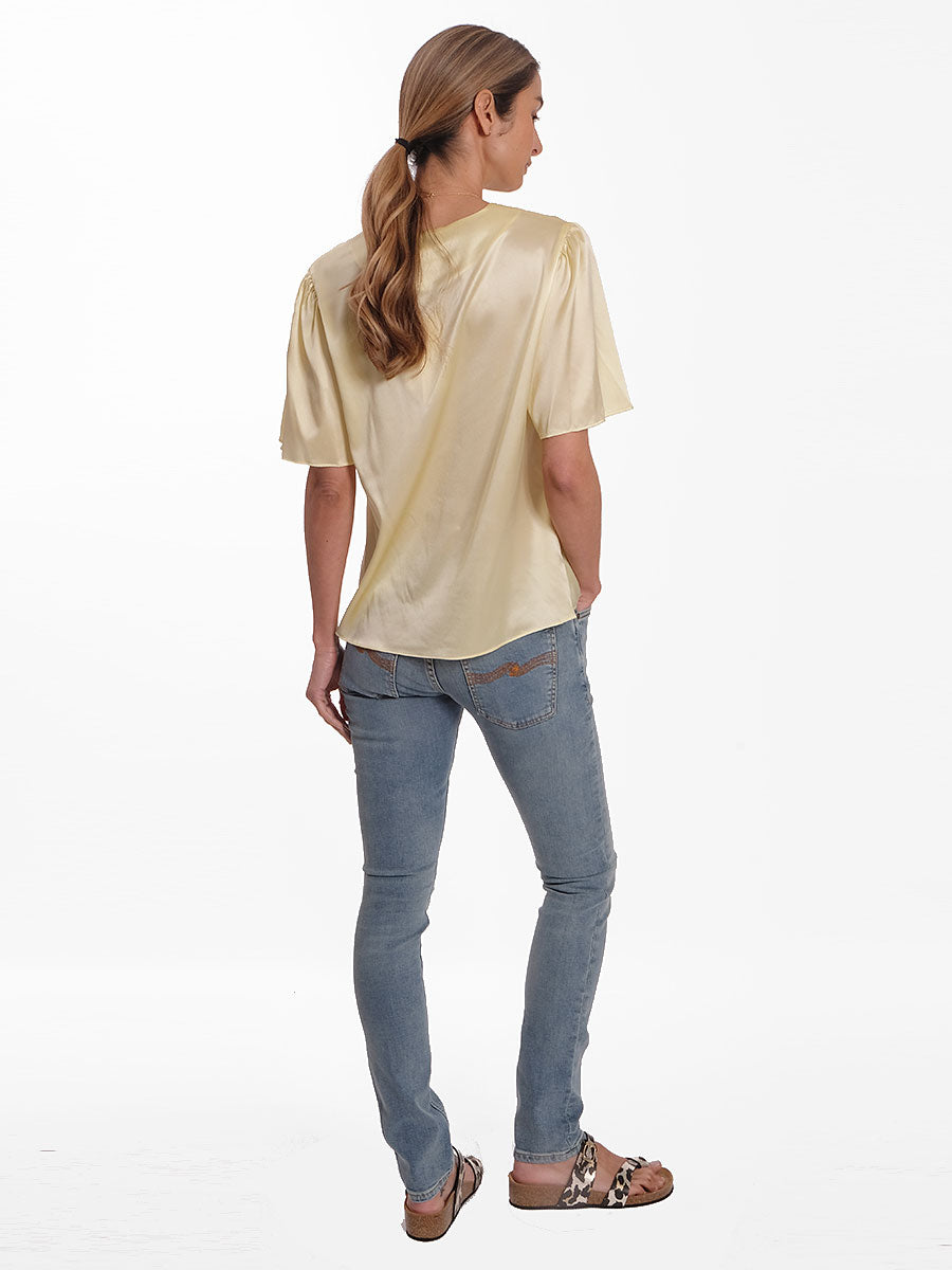 DAKOTA SILK TSHIRT