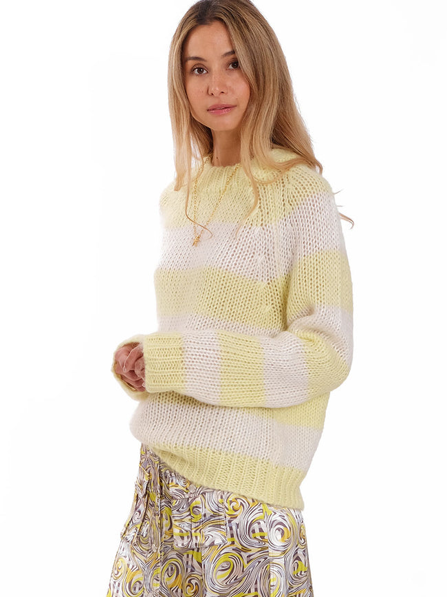 SIMONE STRIPE JUMPER