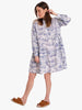 ELI SHIRT DRESS - AOP