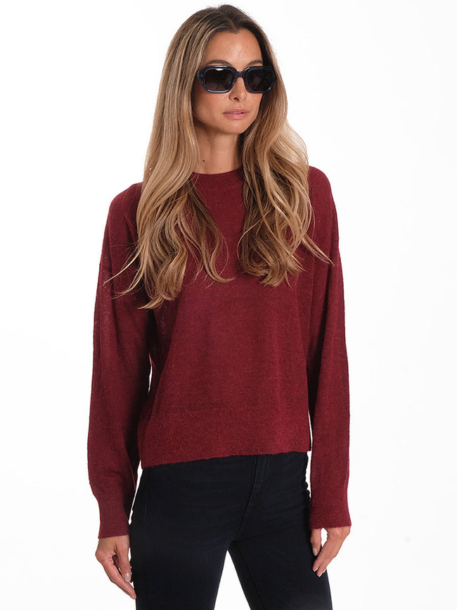 FONTANA ROUND NECK SWEATER