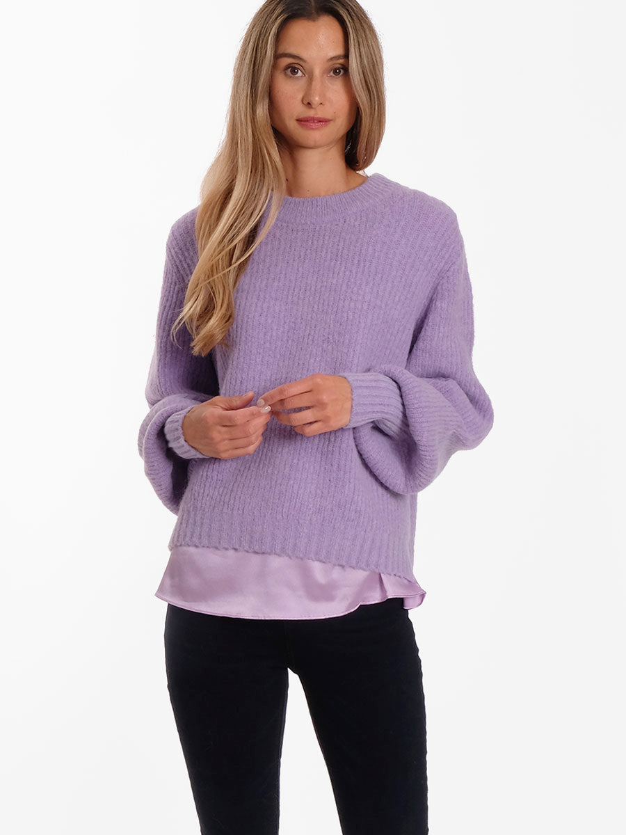 CORTNEY LILAC JUMPER