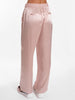 FLORENCE 2 SATIN TROUSERS - NUDE