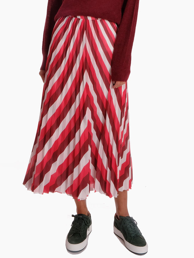 COCOS PLEATED SKIRT