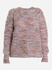 DEBBIE CHUNKY KNIT JUMPER - MULTICOLOUR