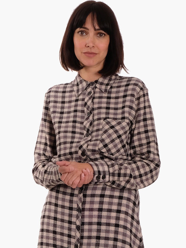 GIULA 4 GINGHAM SHIRT