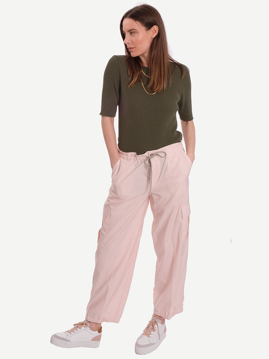 BIANCA ALL TIME TROUSERS - ROSE