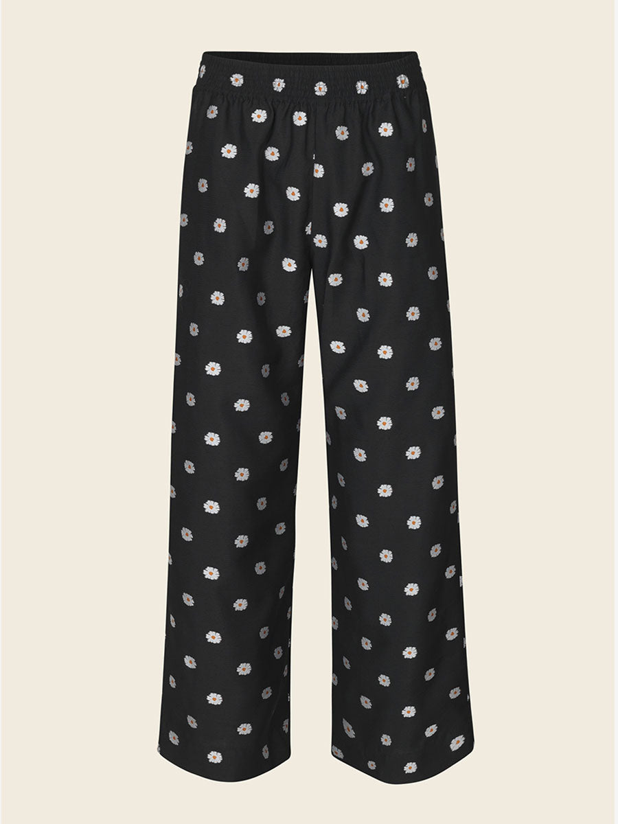 DEBRA CROPPED TROUSERS