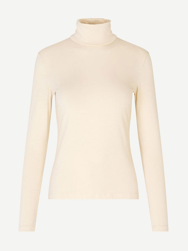 ESTER ROLLNECK - WARM WHITE